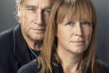 Visage de Rolf et Cilla Börjlind