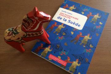 Le dictionnaire insolite de la Suède par Jennifer Lesieur, photo : Editions Cosmopole