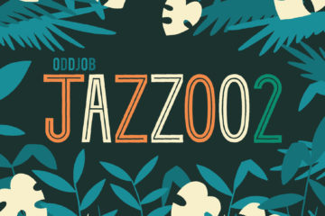 pochette du second livre musical jazzoo