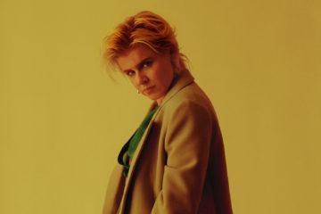 portrait de la chanteuse Robyn